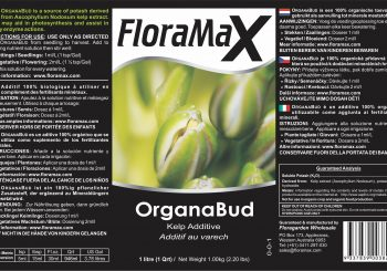 FloraMax OrganaBud